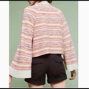 Anthropologie Moth Kimono Sweater LIKE NEW Size XS